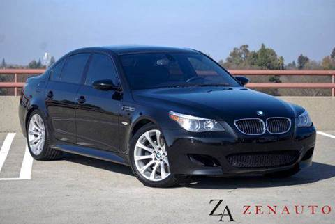 2007 BMW M5 for sale at Zen Auto Sales in Sacramento CA