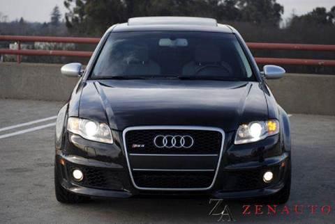 2007 Audi RS 4 for sale at Zen Auto Sales in Sacramento CA