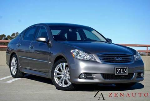 2008 Infiniti M35 for sale at Zen Auto Sales in Sacramento CA