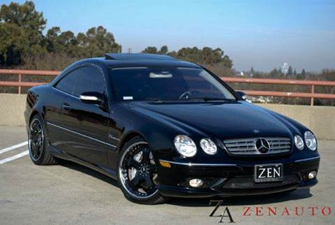 2006 Mercedes-Benz CL-Class for sale at Zen Auto Sales in Sacramento CA