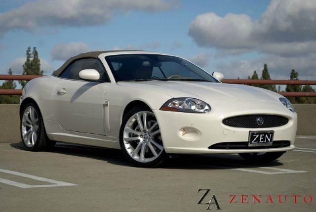 2009 Jaguar XK for sale at Zen Auto Sales in Sacramento CA