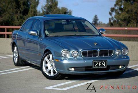 2004 Jaguar XJ-Series for sale at Zen Auto Sales in Sacramento CA