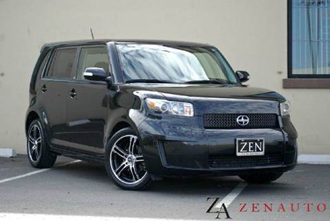 2009 Scion xB for sale at Zen Auto Sales in Sacramento CA
