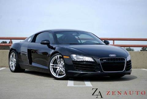 2009 Audi R8 for sale at Zen Auto Sales in Sacramento CA