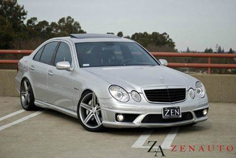 2007 Mercedes-Benz E-Class for sale at Zen Auto Sales in Sacramento CA