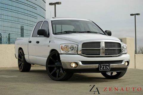 2008 Dodge Ram Pickup 1500 for sale at Zen Auto Sales in Sacramento CA