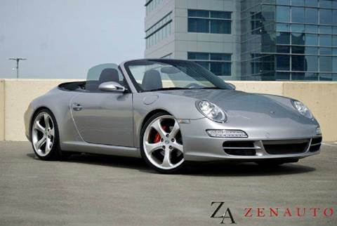 2005 Porsche 911 for sale at Zen Auto Sales in Sacramento CA