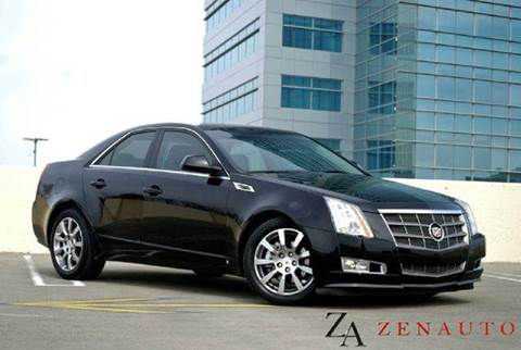 2009 Cadillac CTS for sale at Zen Auto Sales in Sacramento CA