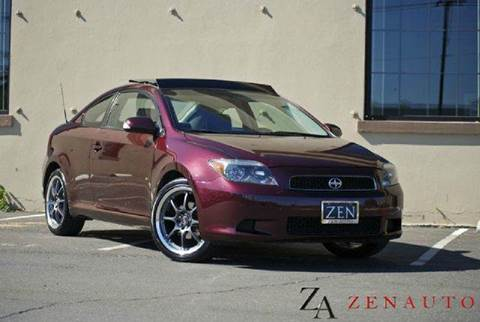 2005 Scion tC for sale at Zen Auto Sales in Sacramento CA