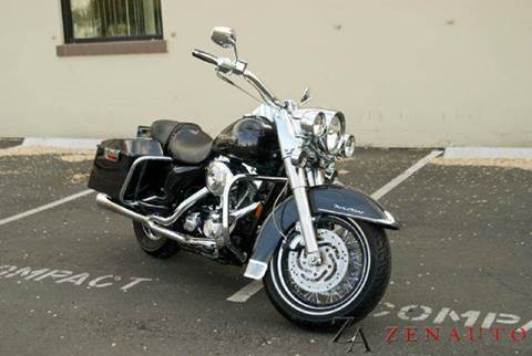 2005 Harley-Davidson ROAD KING TOURING  for sale at Zen Auto Sales in Sacramento CA