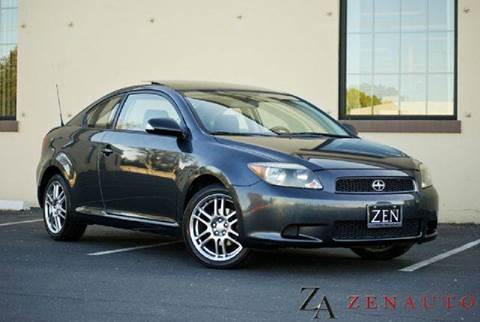 2006 Scion tC for sale at Zen Auto Sales in Sacramento CA