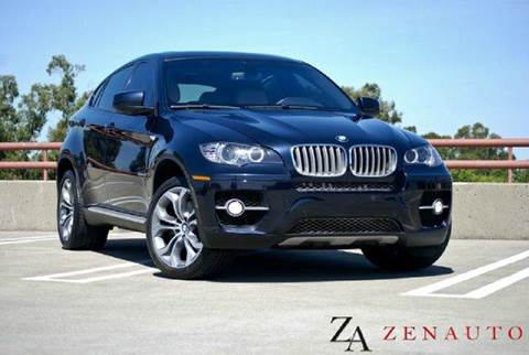 2011 BMW X6 for sale at Zen Auto Sales in Sacramento CA