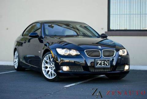 2009 BMW 3 Series for sale at Zen Auto Sales in Sacramento CA