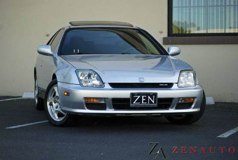 2001 Honda Prelude for sale at Zen Auto Sales in Sacramento CA