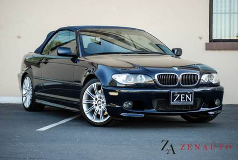 2006 BMW 3 Series for sale at Zen Auto Sales in Sacramento CA