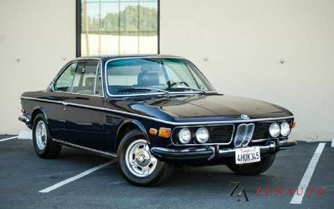 1972 BMW 3 Series for sale at Zen Auto Sales in Sacramento CA