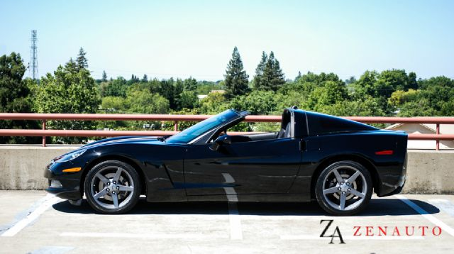 2005 chevrolet corvette c6 ls2 coupe in sacramento ca zen auto sales. Black Bedroom Furniture Sets. Home Design Ideas