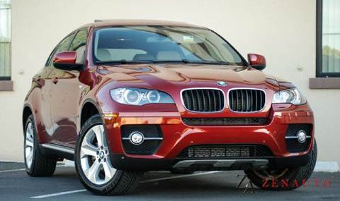 2010 BMW X6 for sale at Zen Auto Sales in Sacramento CA
