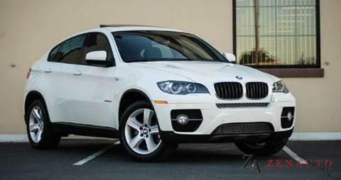 2011 BMW X6 for sale at Zen Auto Sales in Sacramento CA
