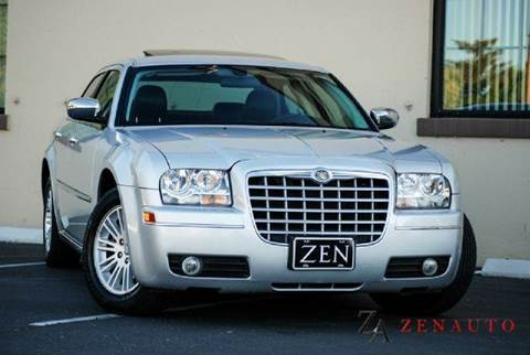 2010 Chrysler 300 for sale at Zen Auto Sales in Sacramento CA
