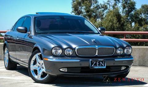 2006 Jaguar XJ for sale at Zen Auto Sales in Sacramento CA