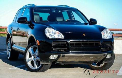 2004 Porsche Cayenne for sale at Zen Auto Sales in Sacramento CA
