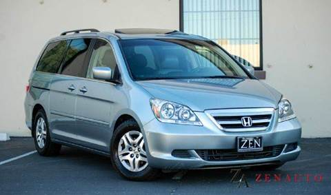2006 Honda Odyssey for sale at Zen Auto Sales in Sacramento CA