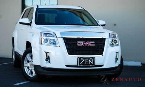 2011 GMC Terrain for sale at Zen Auto Sales in Sacramento CA