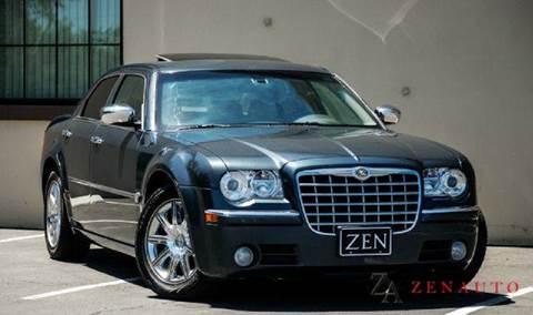 2007 Chrysler 300 for sale at Zen Auto Sales in Sacramento CA