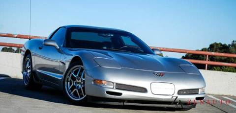 2004 Chevrolet Corvette for sale at Zen Auto Sales in Sacramento CA