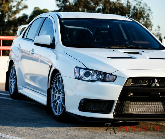 2010 mitsubishi lancer evolution evo x gsr 10 custom in. Black Bedroom Furniture Sets. Home Design Ideas