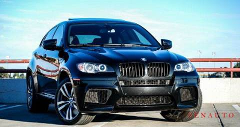 2010 BMW X6 M for sale at Zen Auto Sales in Sacramento CA