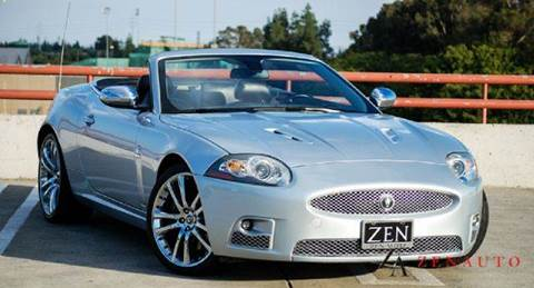 2007 Jaguar XKR for sale at Zen Auto Sales in Sacramento CA
