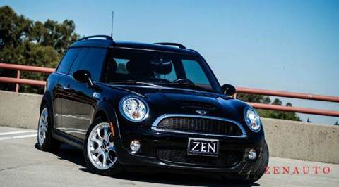 2010 MINI Cooper Clubman for sale at Zen Auto Sales in Sacramento CA