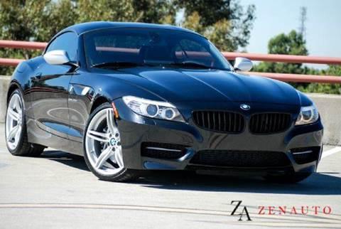 2011 BMW Z4 for sale at Zen Auto Sales in Sacramento CA