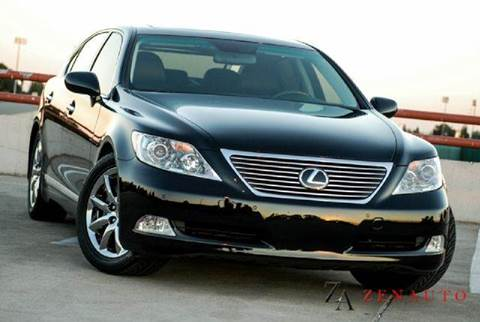 2009 Lexus LS 460L for sale at Zen Auto Sales in Sacramento CA