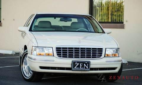 1997 Cadillac DeVille for sale at Zen Auto Sales in Sacramento CA