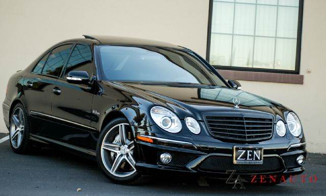 2008 mercedes benz e class e63 amg sport p2 pkg in for Mercedes benz sacramento