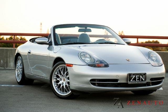 1999 Porsche 911 Carrera Cabriolet C2 996
