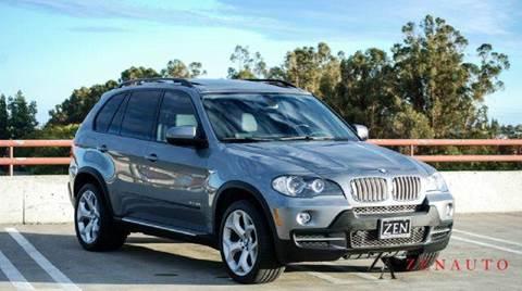 2009 BMW X5 for sale at Zen Auto Sales in Sacramento CA