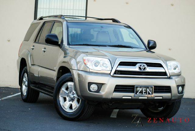 2007 Toyota 4Runner for sale at Zen Auto Sales in Sacramento CA