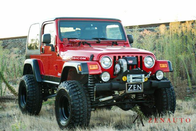 2006 jeep wrangler rubicon tj lifted hardtop in sacramento ca zen auto sales. Black Bedroom Furniture Sets. Home Design Ideas
