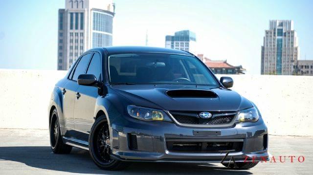 2013 Subaru Impreza Awd Wrx 4dr Wagon In Sacramento Ca Zen Auto Sales
