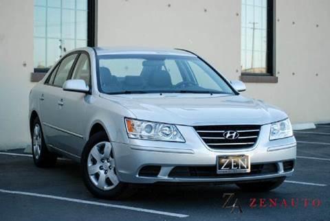 2009 Hyundai Sonata for sale at Zen Auto Sales in Sacramento CA