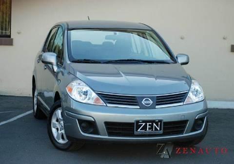 2007 Nissan Versa for sale at Zen Auto Sales in Sacramento CA