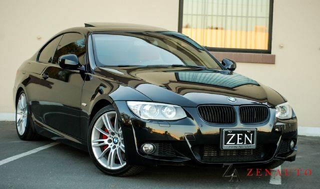 2011 BMW 3 Series 335i M Pkg Coupe M3 335 Turbo