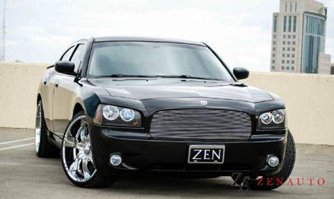2007 Dodge Charger for sale at Zen Auto Sales in Sacramento CA