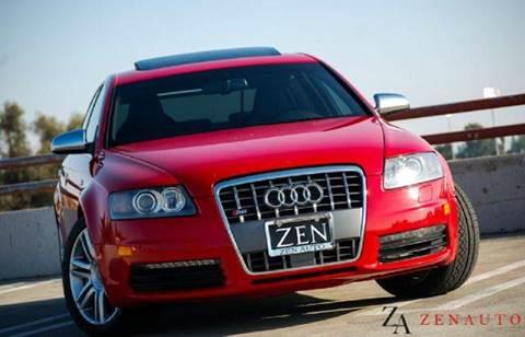 2007 Audi S6 for sale at Zen Auto Sales in Sacramento CA