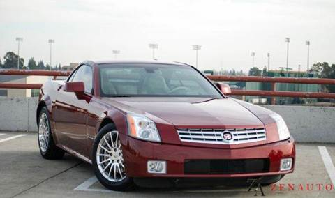 2006 Cadillac XLR for sale at Zen Auto Sales in Sacramento CA