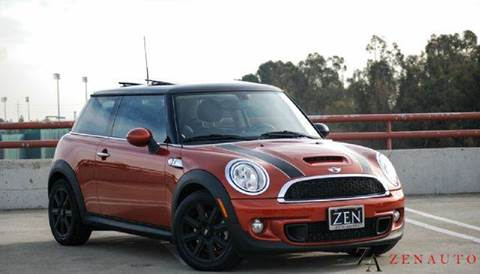 2011 MINI Cooper for sale at Zen Auto Sales in Sacramento CA
